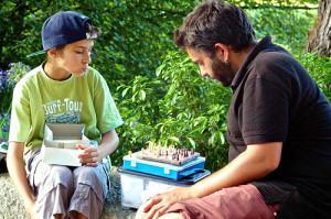 jak hrát šachy