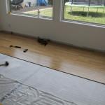 Jak položit plovoucí podlahu