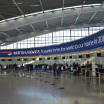 Jak dlouho před odletem být na letišti