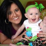 Jak propíchnout ouška miminku