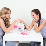 Jak pracovat s akrylem na nehty