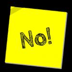 """Jak se naučit říkat """"ne"""""""